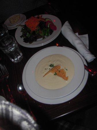 Cafe Aroma: Soupy