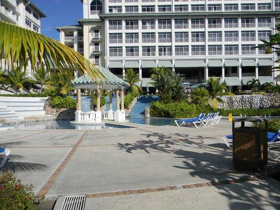 Sheraton Bijao Beach Resort - An All Inclusive Resort: Vista de parte del complejo
