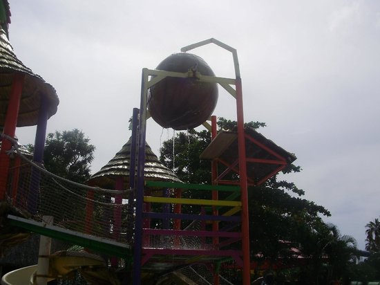 Kool Runnings Water Park: The Coconut Attraction