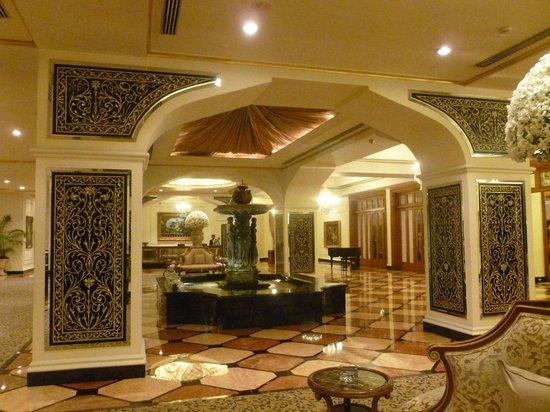 Taj Krishna Hyderabad: Lobby