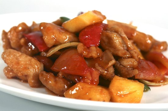 Seafood House : Sweet n' Sour