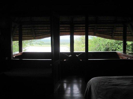 Nkwazi Lake Lodge: Room No 2