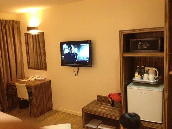 Hotel Sentral Kuantan: Room