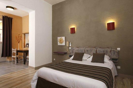 Hotel Le Belvedere : chambre