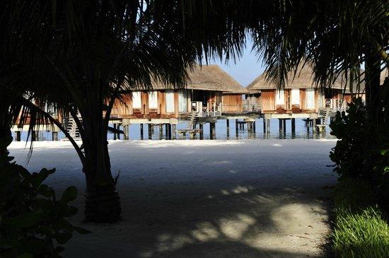 Club Med Kani: 海上屋