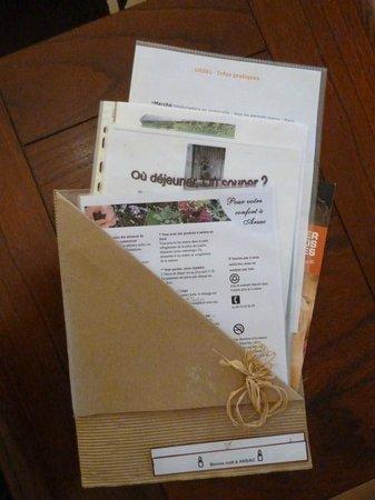 Jardin d' Arsac: des infos utiles