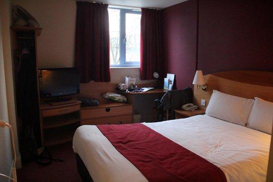 倫敦滑鐵盧戴斯旅館照片