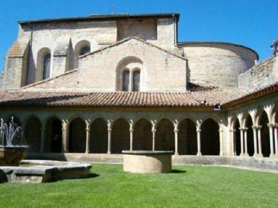 Abbaye de Saint Hilaire, Saint Hilaire, France