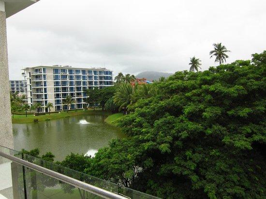 Grand West Sands Resort & Villas Phuket: View