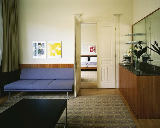 K+K Hotel Central: Suite