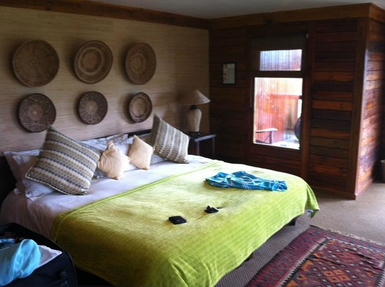 Kariega Game Reserve - All Lodges: our room