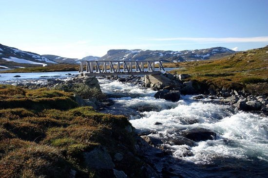 Hardangervidda National Park: Beautiful hiking area at Hardangervidda