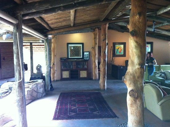 Kariega Game Reserve - All Lodges: restaurant