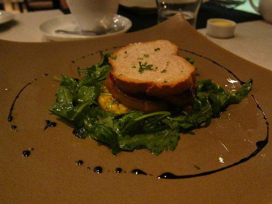 Abacus Restaurant, Garden & Bar: Excellent Foie Gras