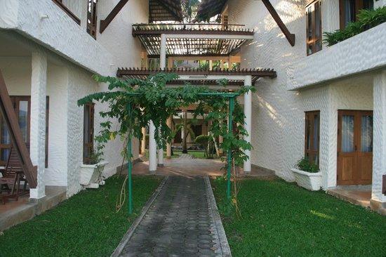 Felix River Kwai Resort - Kanchanaburi: View from outside