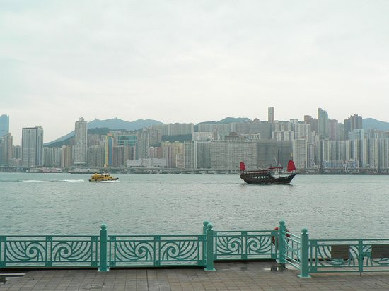Harbour Grand Kowloon: The Promenade