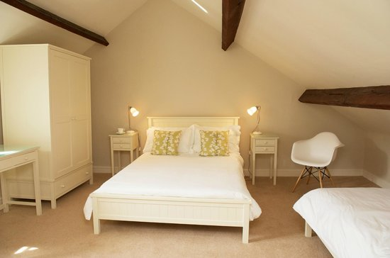 Chevin Green Farm B&B: Bedroom
