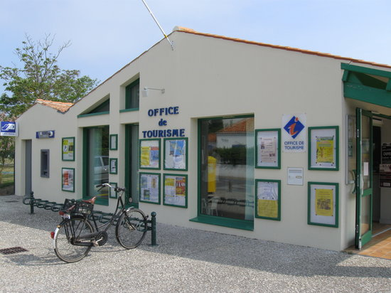 Office de Tourisme de Saint-Denis d'Oleron