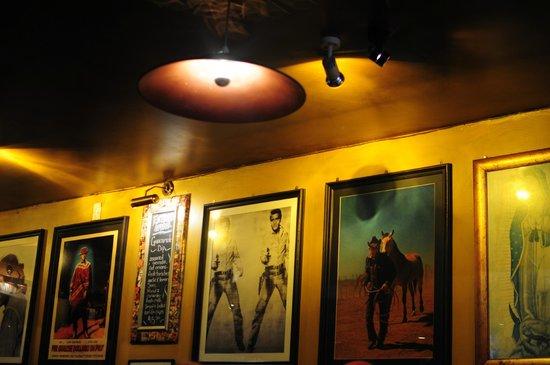 Lone Star Cafe & Bar - Queenstown : Interior of Lonestar