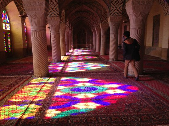 Iran: Nasir Ol Molk Mosque Shiraz