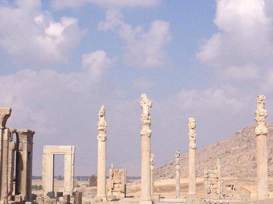 Иран: Persepolis