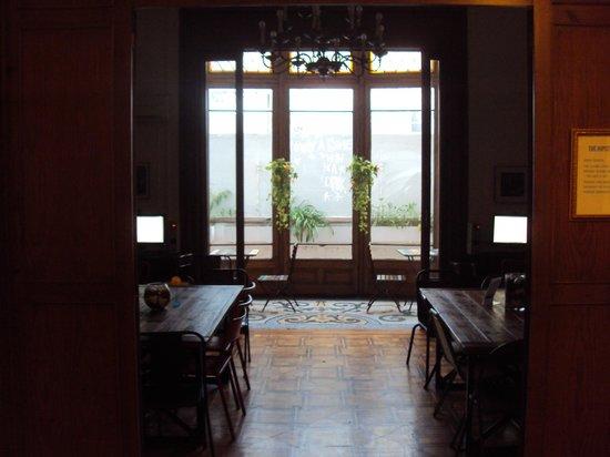 The Hipstel: Salle de repos