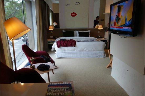 โรงแรมวังส์: Room