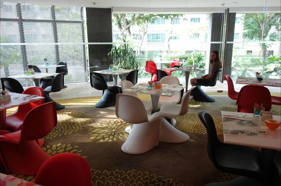Wangz Hotel: Breakfast restaurant