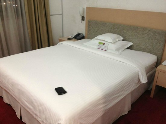 IN Hotel Belgrade: Cama