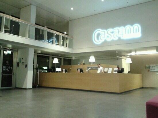 โรงแรมคาซ่า เวียร์ฮอนเดรด: hall