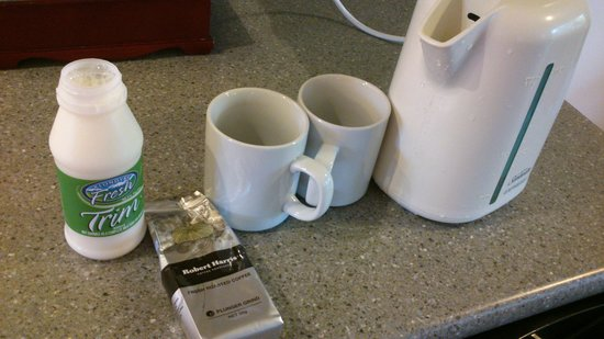 Punga Grove Motel & Suites: Making some coffee :)