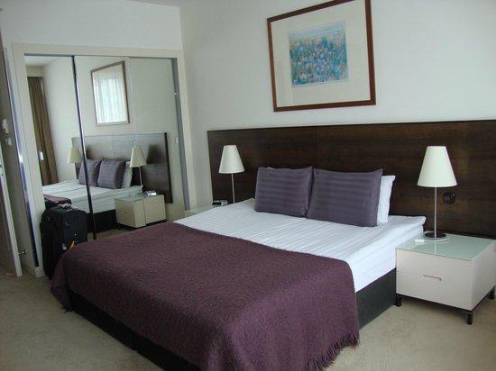 Adina Apartment Hotel Budapest: Bed