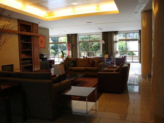 Adina Apartment Hotel Budapest: Lobby