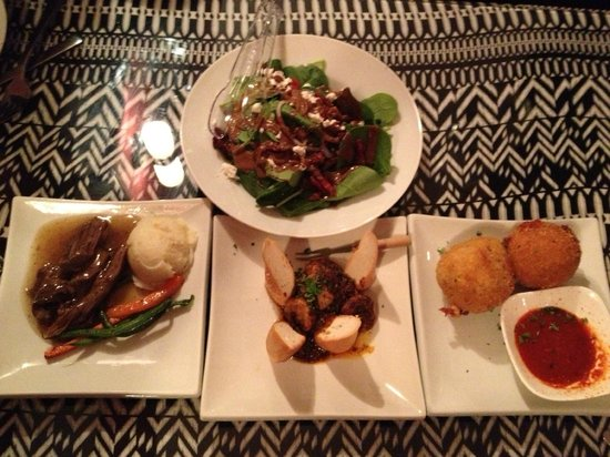 Dani's Bistro: Our Array of Tapas