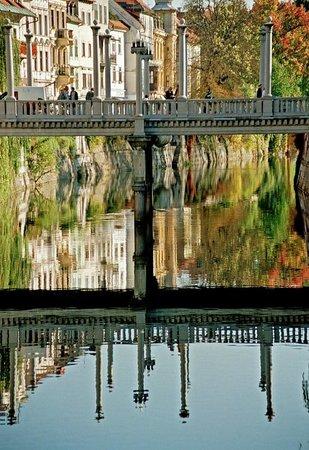 بست ويسترن بريمير هوتل سلون: COBBLER S BRIDGE LJUBLJANA