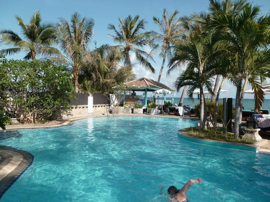Rummana Boutique Resort: PISCINE ET MASSAGE