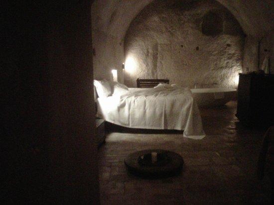 Sextantio Le Grotte della Civita: La grotta