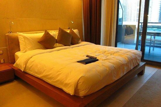 Radisson Blu Residence, Dubai Marina : Room