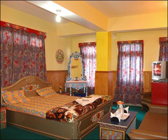 Best Hotel In Gangtok: Snow Lion Hotel (Gangtok, Sikkim)