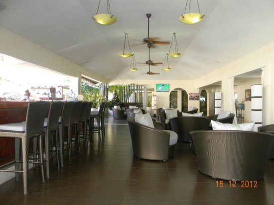 Radisson Grenada Beach Resort: Bamboo restaurant