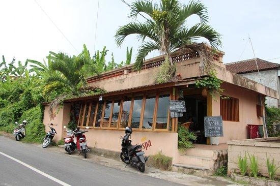 Cafe Vespa: Vespa Cafe