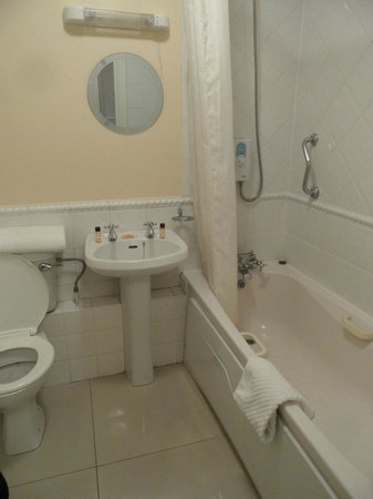 Staycity Serviced Apartments Christchurch: Bathroom