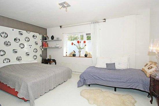 B&B Habitat : 3-persons bedroom