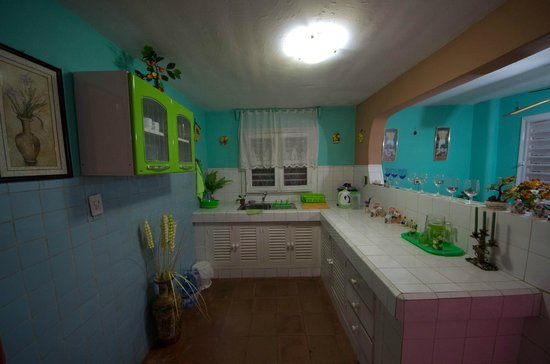 Casa Basita: Kitchen which you can use anytime