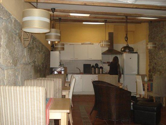 Residencia Pedra Antiga: Comedor