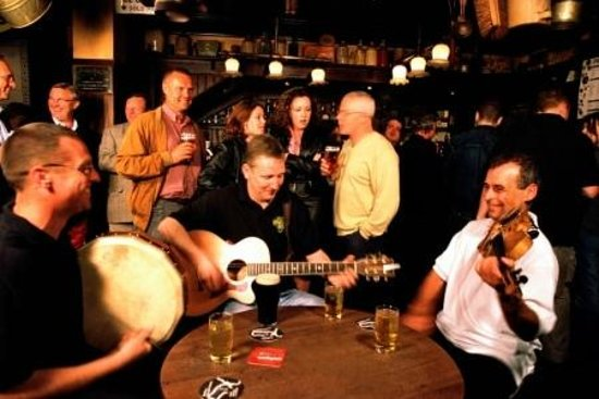 The Twelve Hotel: Trad Music on Fridays