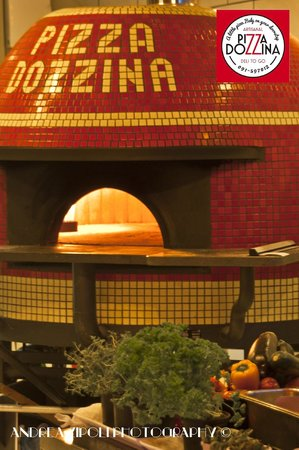 The Twelve Hotel: Pizza taken to the gourmet stratosphere