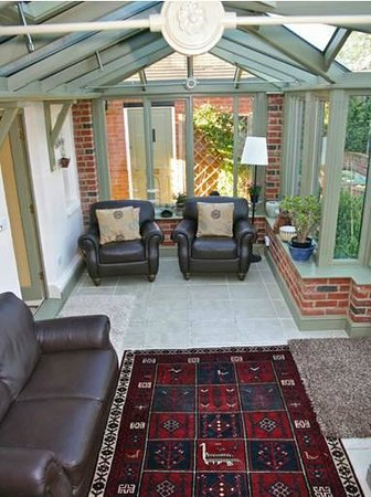 The Gables Bed and Breakfast: The Conservatory