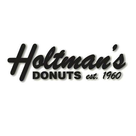 Holtman's Doughnut Shop: Holtman's Donuts Logo