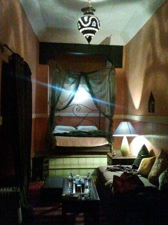 Riad Abbassia: suite Opale